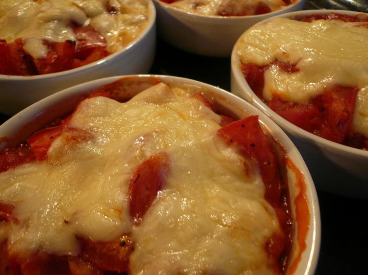 gratins-de-tomates-pain rassis