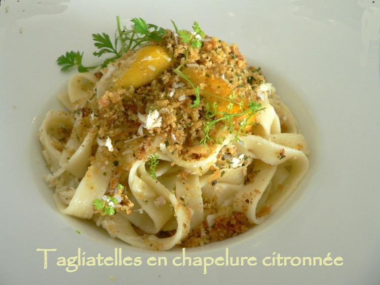tagliatelles-en-chapelure-pain rassis