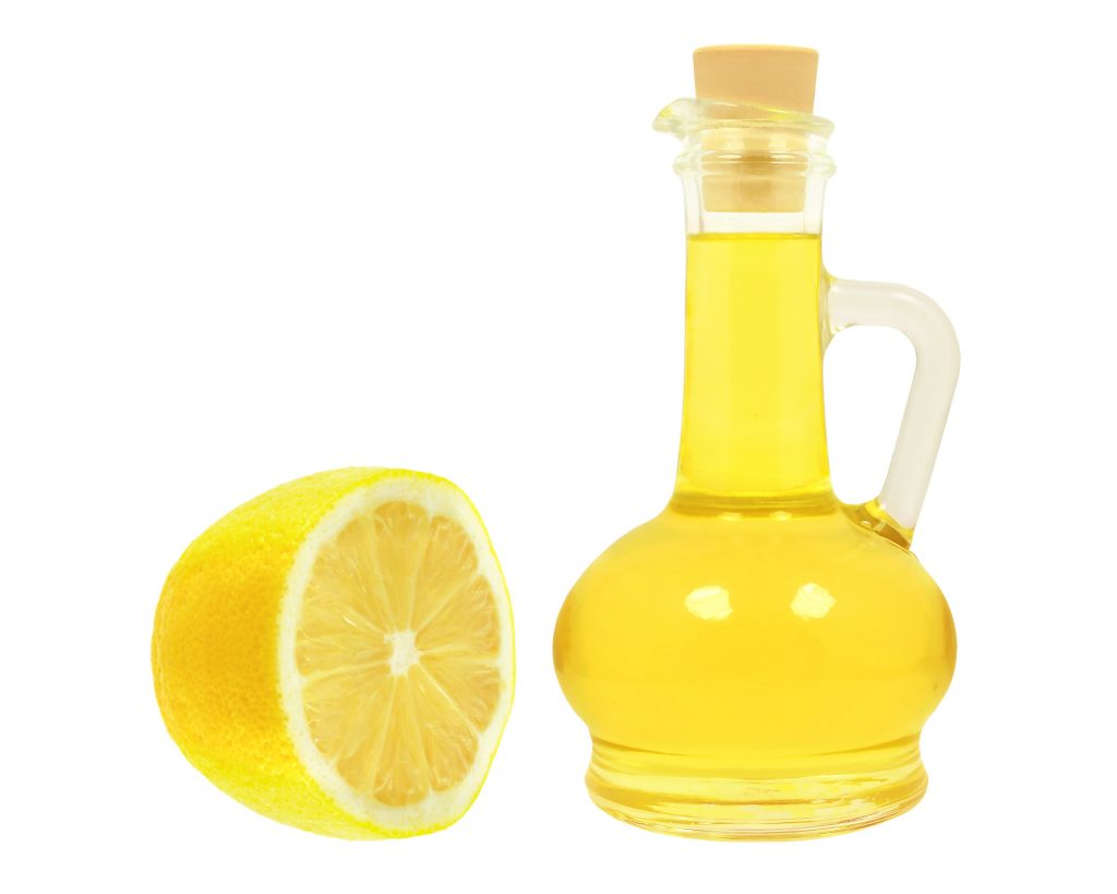 Oil of lemon