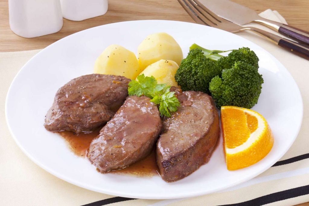 foie-veau-vinaigre
